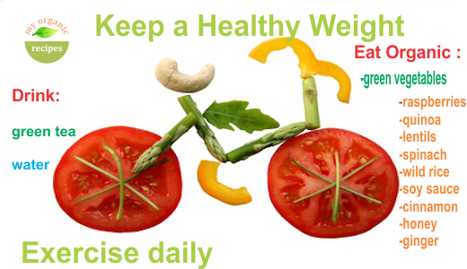5 Ways to Reach a Healthy Weight