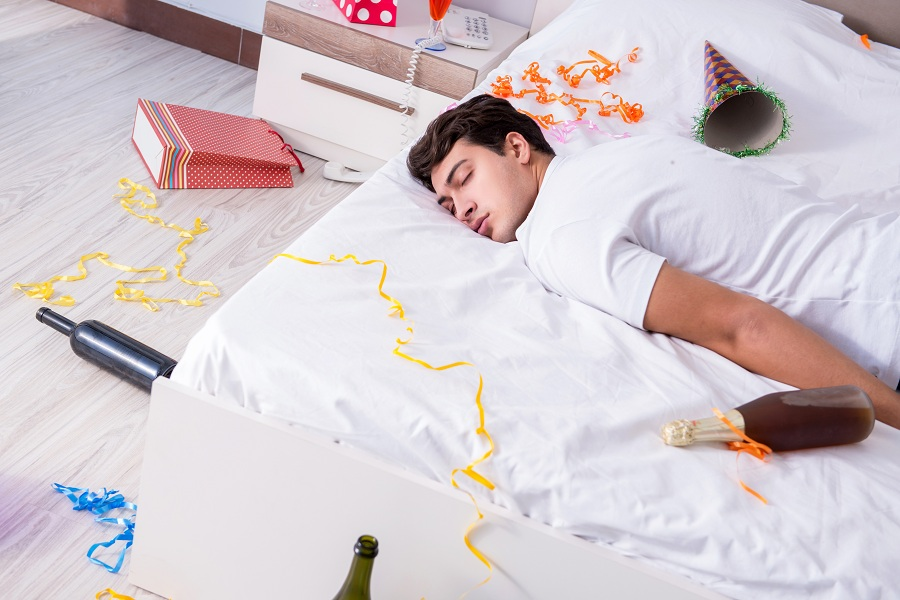 How to Deal with the Negative Side Effects of Alcohol