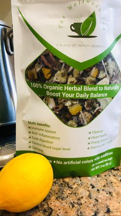 The Wellness Tea – The Complete Package to Staying Healthy Forever