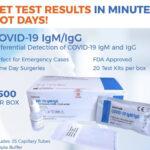 Wholesale Covid-19 antigen rapid test kits at Eriacta Pharmacy